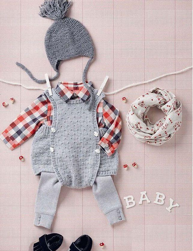 Короткие штанишки  и шапочка малыша