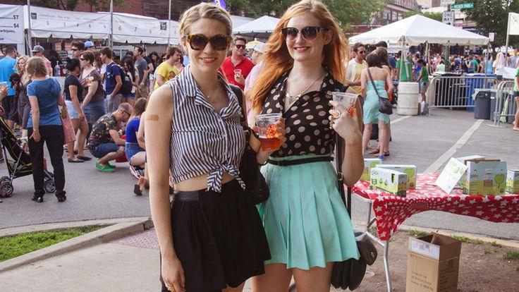Chicago summer festivals and street festivals 2015