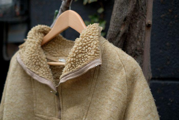 1970年代の初期タグの付くpatagonia製フリースジャケット。 オンラインストアにアップしましたので、是非覗いて見てください。  #vintageclothing #usedclothing #patagonia #70s #fleece #usa #jacket #outer #パタゴニア #フリース #初期タグ #白タグ #古着
