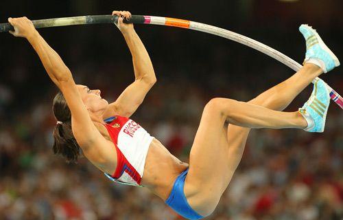 Saut à la perche (f) : Isinbayéva tsarine de la perche - Le site officiel des Jeux Olympiques de Beijing 2008