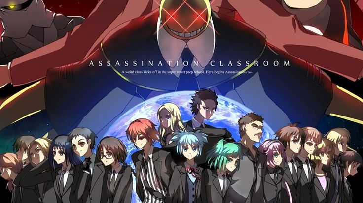 Assassination classroom anime wallpaper hd assassination
