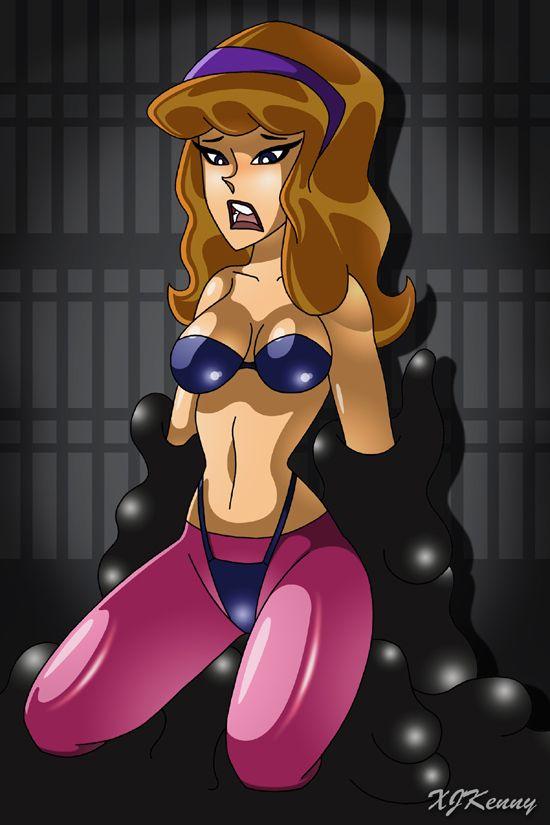 Scooby doo bondage porn