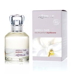 ACORELLE Natural Fragrance in Absolu Tiaré | petitvour.com