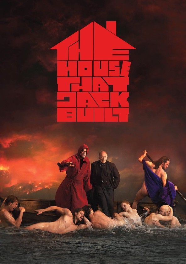 The House That Jack Built Poster Full Movies Online Free Full