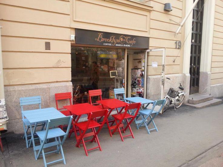 Brooklyn Cafe  Fredrikinkatu 19, Helsinki