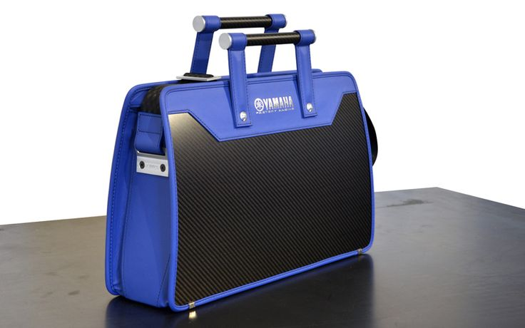#Aznom Carbon #Business Collection / Carbon Business #24h #SpecialEdition for #Yamaha / Carbon Fiber Bags #luxury #bags #carbonfiber