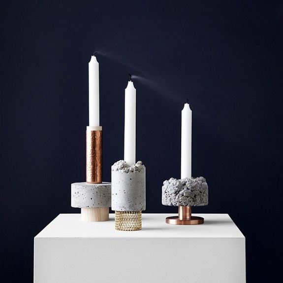 New Works, Objects of Copenhagen