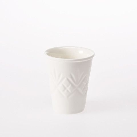 Latte Cups - White set of 4