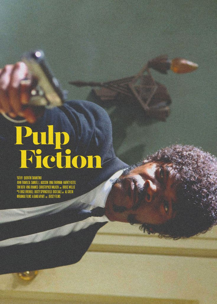 Pulp Fiction | www.piclectica.com #piclectica