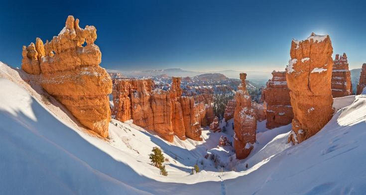 Five Reasons to Visit Bryce Canyon Country in the Winter