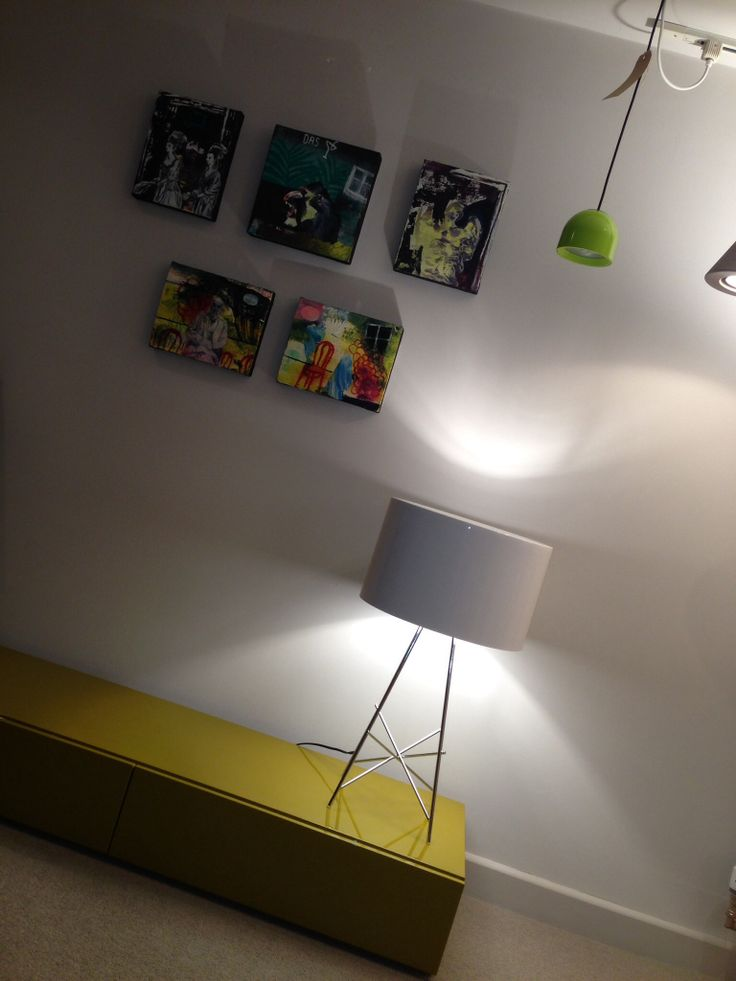 Flos ray t in the showroom http://cimmermann.co.uk/product/ray_t/