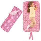 Pink Gingham & Polka-Dot Nap Pad