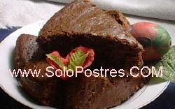 Torta de chocolate rica y simple