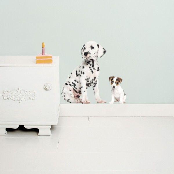 KEK Amsterdam Dalmatian Puppy XL Wandsticker  https://www.flinders.de/kek-amsterdam-dalmatian-puppy-xl-wandsticker