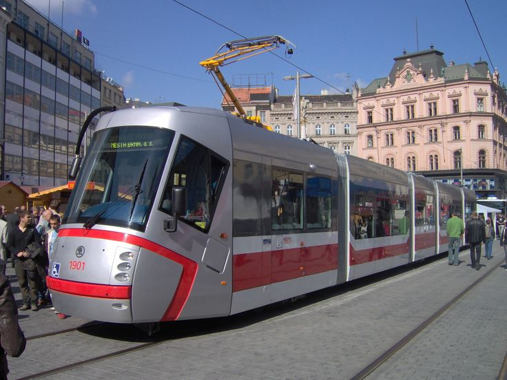 Street Car, Brno, Czech Republic