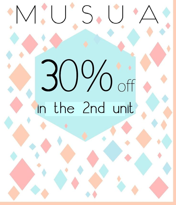 SALE, all accesories and jewelry 30% off in the second unit,visit us and enjoy our handmade creations by Musua on Etsy