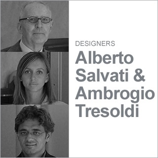 DAY, designed by Salvati and Tresoldi, a kitchen to be adapted to the available space and to fit with the most personal ideas. In the '70s the resonance of the brand was accentuated by the effects of the commercial system and it was precisely in 1970 that NIGHT was created, designed by Alberto Salvati and Ambrogio Tresoldi, a kitchen much appreciated for its originality. LIGHT is defined by its use of new and original materials.