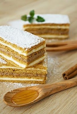 Croatian Honey Cake