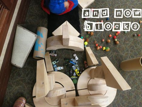 WonderWorks: Let's add blocks to the mix : library makers