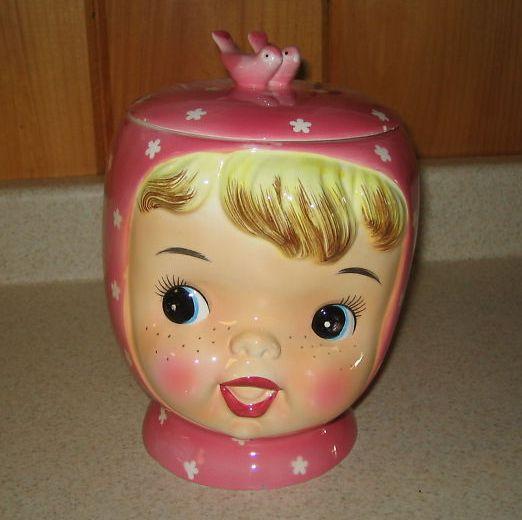 25 Best Ideas About Vintage Cookie Jars On Pinterest A
