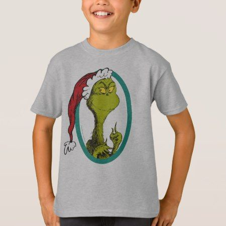 Dr. Seuss | The Grinch T-Shirt - tap to personalize and get yours