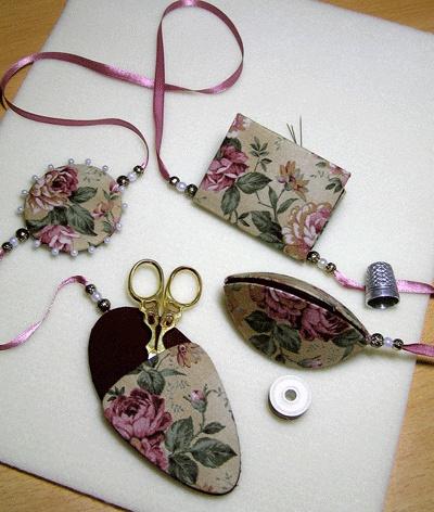 Helen Dafter Silk Ribbon Embroidery & Design