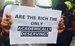 Image result for #witsfeesMustFall