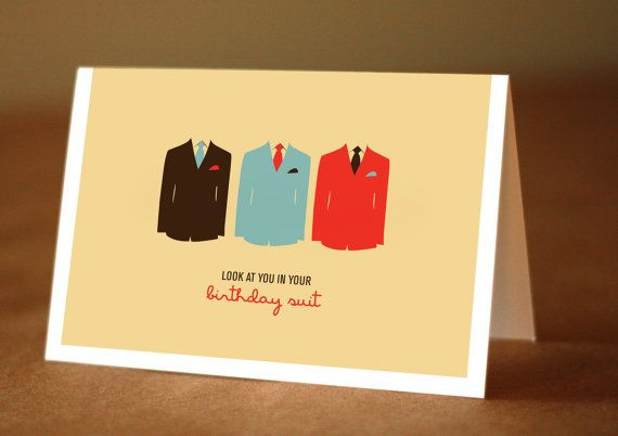 You wear the year so well! Birthday Card $4.00