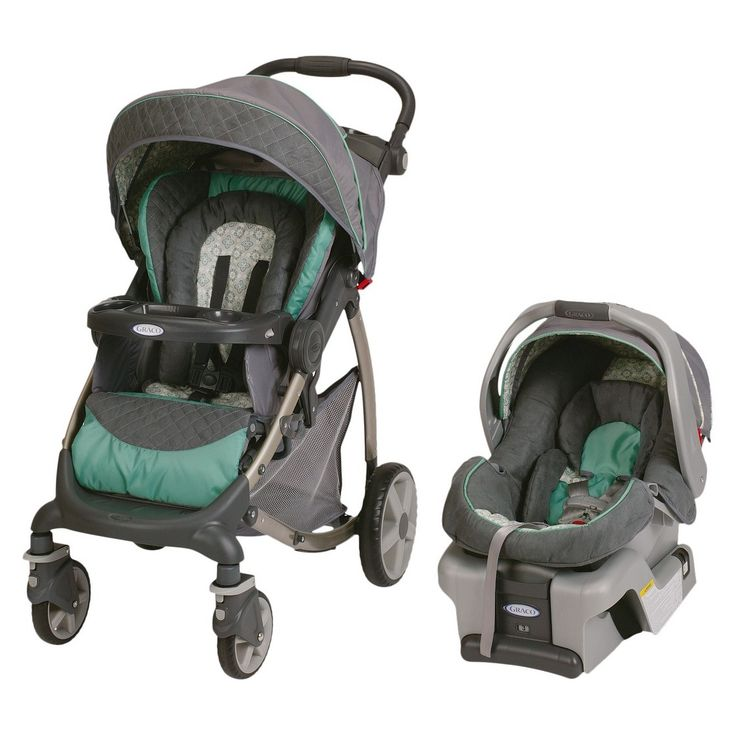 Graco� Stylus� Classic Connect� LX Travel System - Winslet