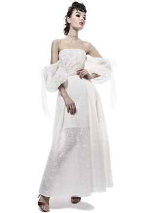 Amazing Style Wedding Gowns DaVinci Bridal Available Colours Ivory White