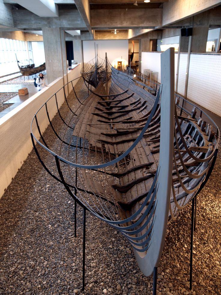 vikingeskibsmuseet, roskilde, denmark