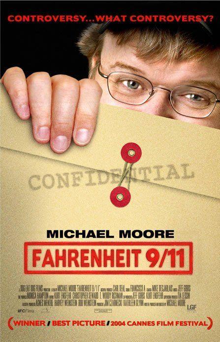 Fahrenheit 9/11 / HU DVD 775 / http://catalog.wrlc.org/cgi-bin/Pwebrecon.cgi?BBID=5890754