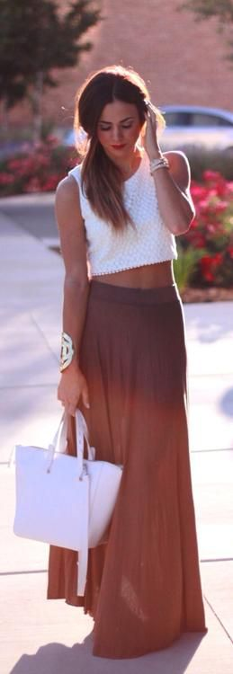 Summer Maxi Skirt | ~LadyLuxury~