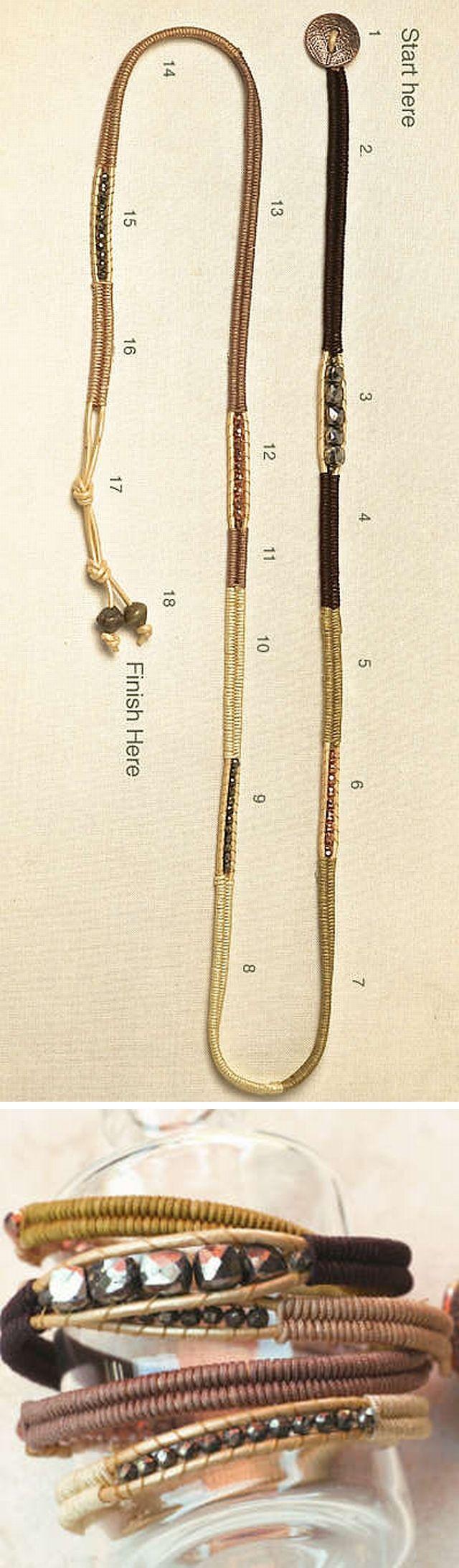 how to add a new thread for herringbone tubular beading