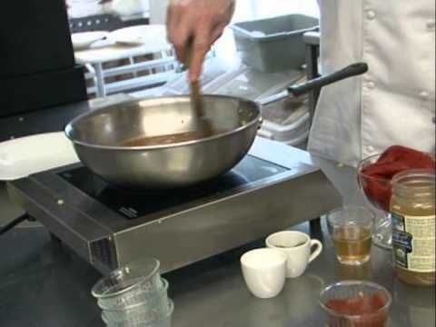 How to Make Roasted Red Pepper Soup - Chef Christopher Ennew