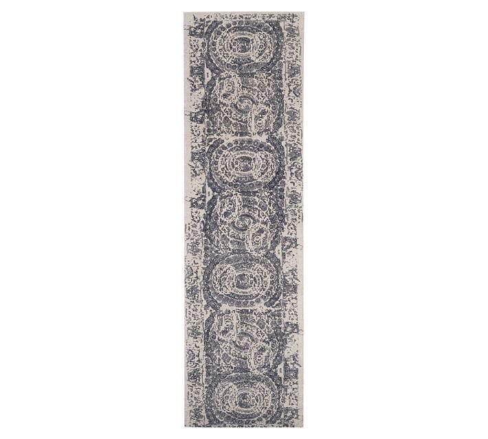 Bosworth Printed Wool Rug Gray Grey Rugs Wool Rug Rugs