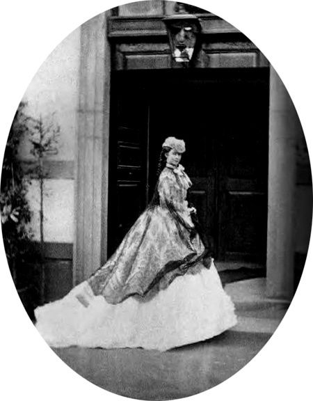 vintage everyday: Old Photos of Empress Elisabeth of Austria