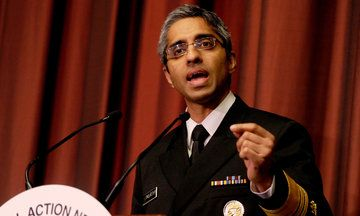 Vivek Murthy Sends A Letter About Opioids To Every Doctor In America