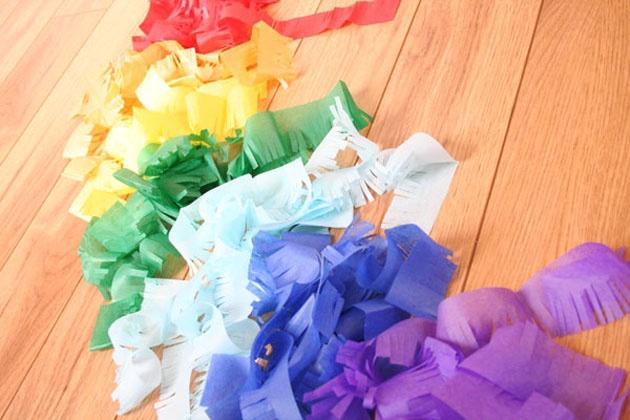 couleurs de fête!