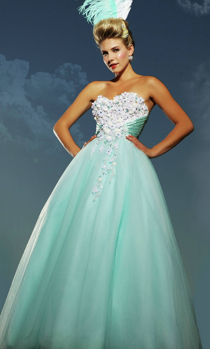 Green Short Homecoming Dresses 2013 Ball Gown | Dress images