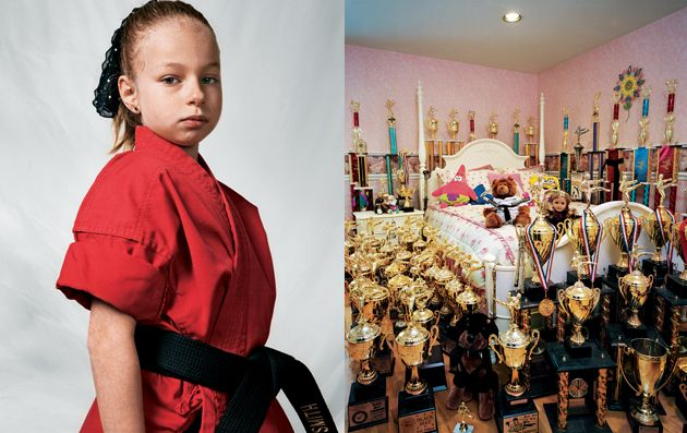 Photo Essay: When a Kid's Bedroom Isn't a Room