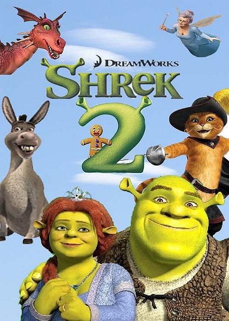 Shrek 2 Poster By Apagan315 Via Flickr Afiche De Pelicula El Nino Pelicula Peliculas