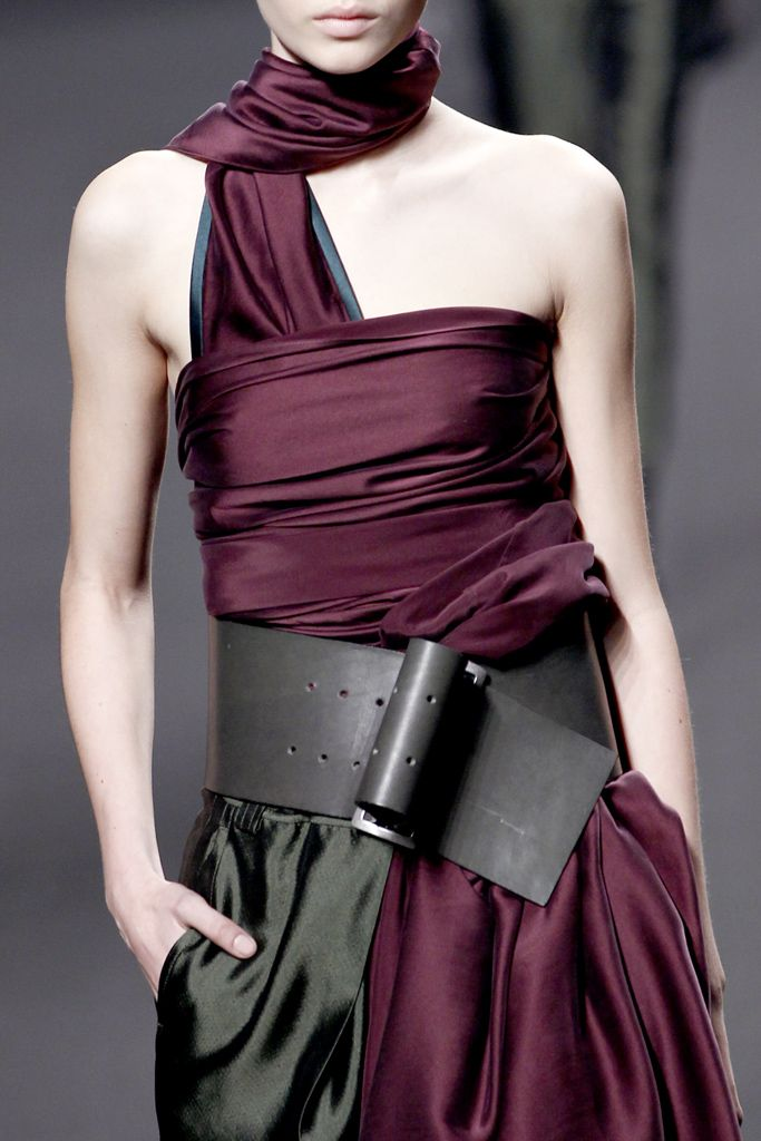 Haider Ackermann | Fall 2011 Ready-to-Wear Collection | Style.com