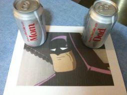 sad batman