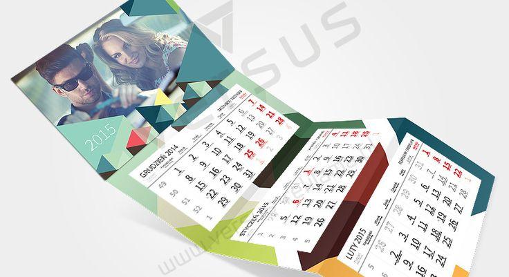 Znalezione obrazy dla zapytania kalendarz trojdzielny