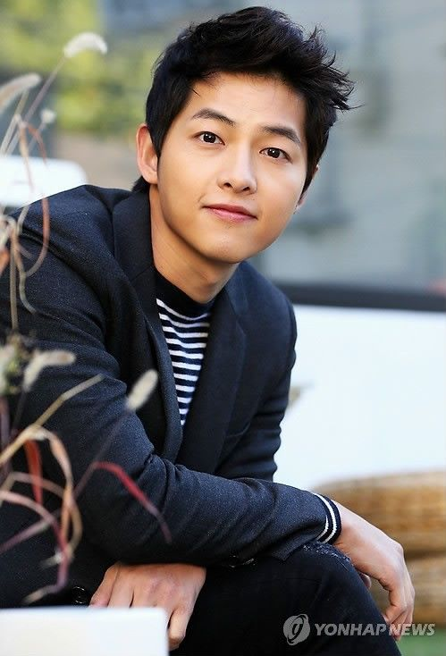 Song Joong Ki 송중기 and his innocent face ^^
