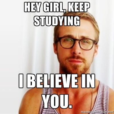 Study motivation for exams starting tomorrow ;) | Exam ...