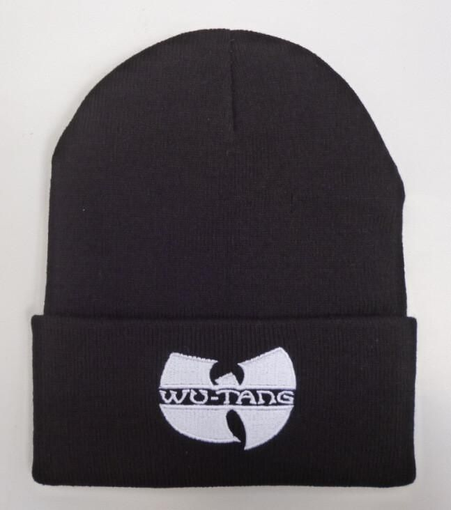 Original WU TANG CLAN Beanie Hat with Logo