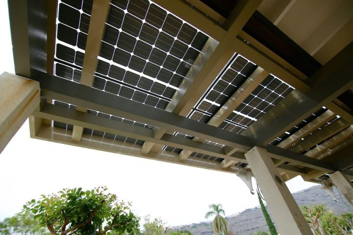 Patio Roof Solar And Patio On Pinterest