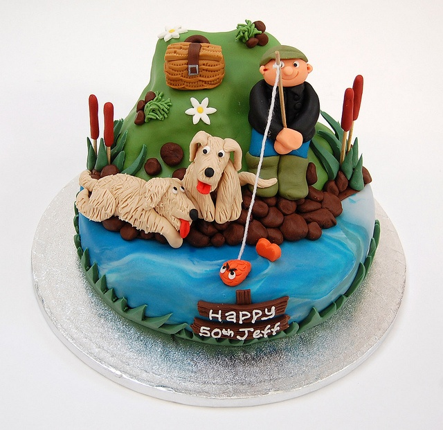 98 Best Fishing Birthday Theme Images On Pinterest: Wilderness/Hunting & Fishing